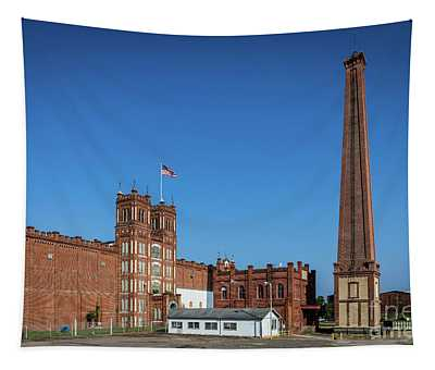 King Mill - Augusta Ga 2 Tapestry