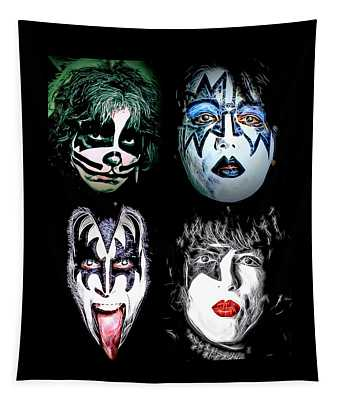 Kiss Tapestry