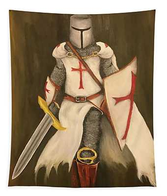 Knight Tapestry