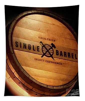 Knob Creek Barrel Tapestry