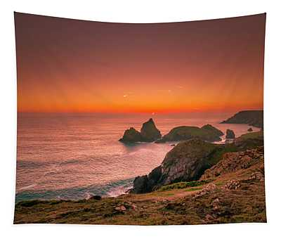 Kynance Cove Tapestry