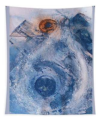 La Donna Del Lago Tapestry
