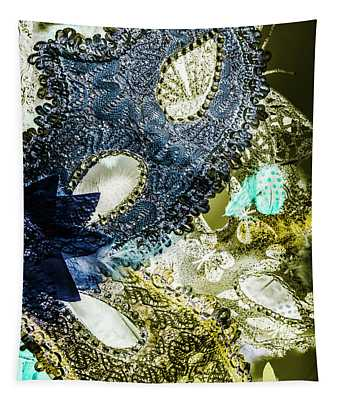 Lacy Luxury  Tapestry