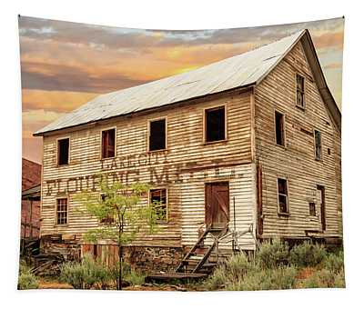Lake City Flouring Mill Tapestry