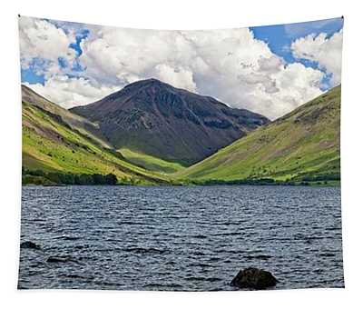 Lake District Panorama - Wastwater Tapestry
