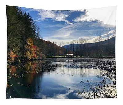 Lake Logan Tapestry