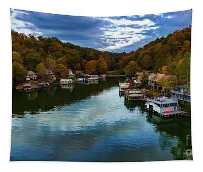 Lake Lure Fall Tapestry