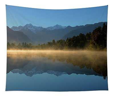 Lake Matheson Morning Tapestry