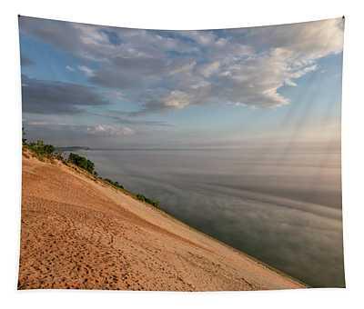 Lake Michigan Overlook 11 Tapestry
