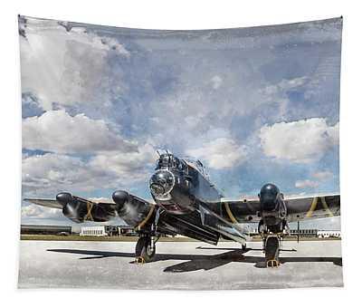 Lancaster Engine Test 2 Tapestry