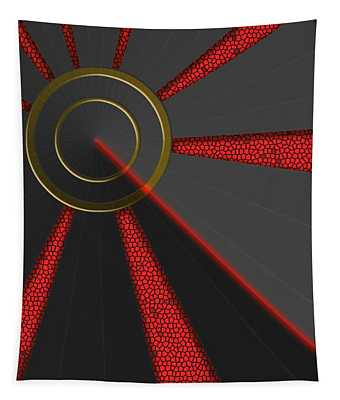 Laser Lock Sequencer Tapestry