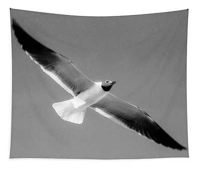 Laughing Seagull Tapestry