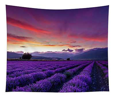 Landscape Photographs Wall Tapestries