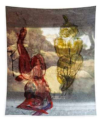 Laying Your Psychopathic Soul Bare Tapestry