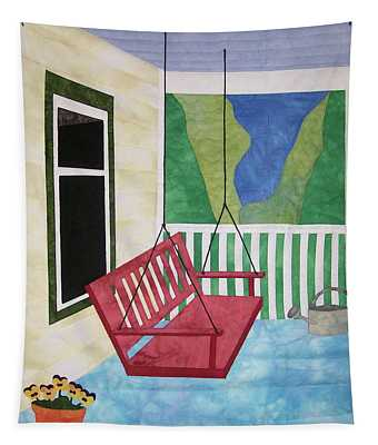 Lazy Summer Afternoon Tapestry