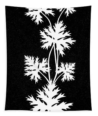 Leaves By Runge Tapestry