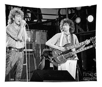 Led Zeppelin Jimmy Page Robert Plant  Tapestry