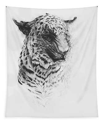 Leopard Two Tapestry