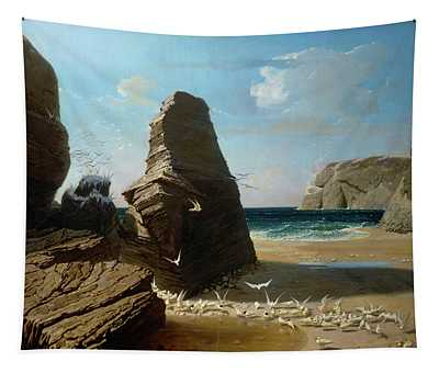 Les Petites Mouettes, Small Seagulls Tapestry