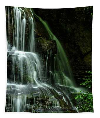 Let Your Living Water Flow Tapestry