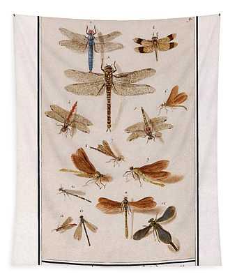 Libellen Tapestry