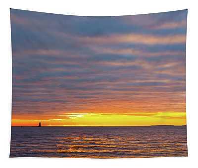 Light On The Horizon Tapestry