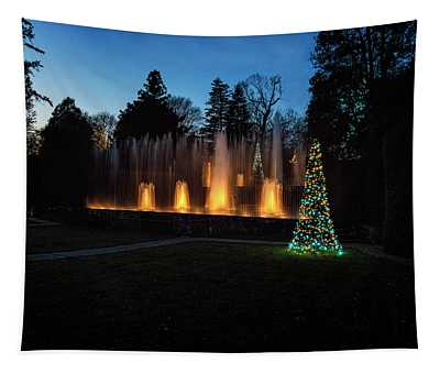Light Show Display Tapestry