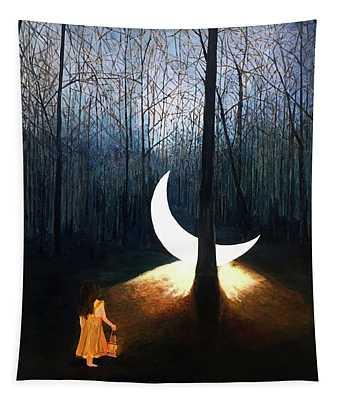 L'il Luna Tapestry