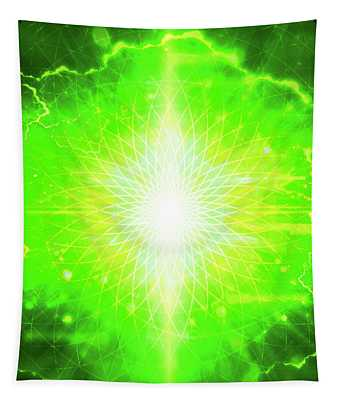 Limitless Heart Tapestry