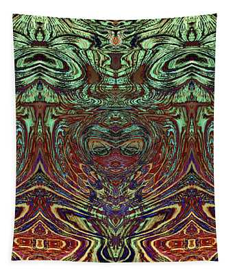 Liquid Cloth 2 Tapestry