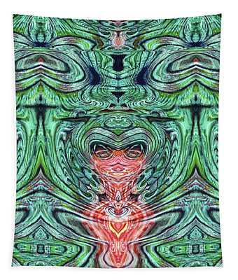 Liquid Cloth Tapestry