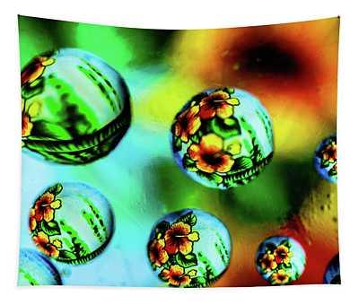Liquid Lenses Tapestry