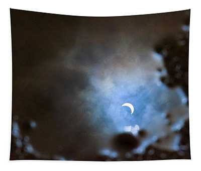 Liquified Solar Eclipse Tapestry