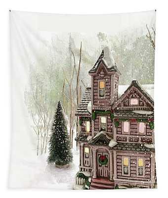 Little Christmas Tapestry