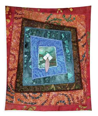 Little Feather Tapestry