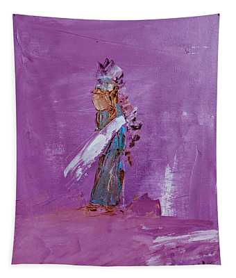Little Indian Angel Tapestry