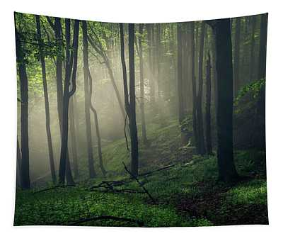 Living Forest Tapestry