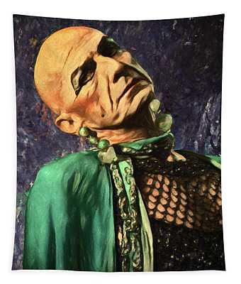 Liz Taylor Tapestry