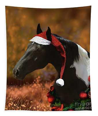 Logan's Christmas Tapestry