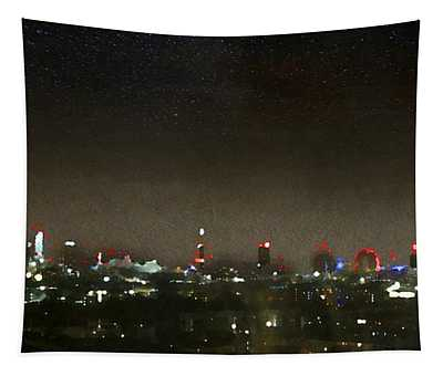 London Fog Tapestry