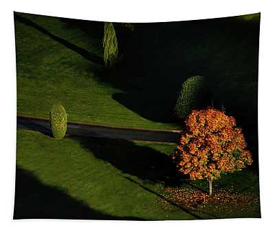 Lonely Tree Tapestry