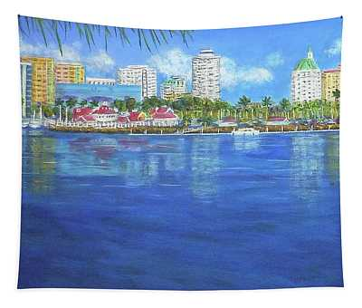Long Beach Shoreline Tapestry
