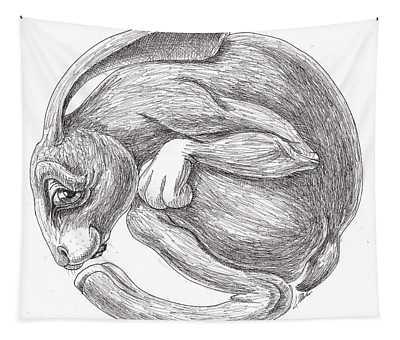 Long-legged Tapestry