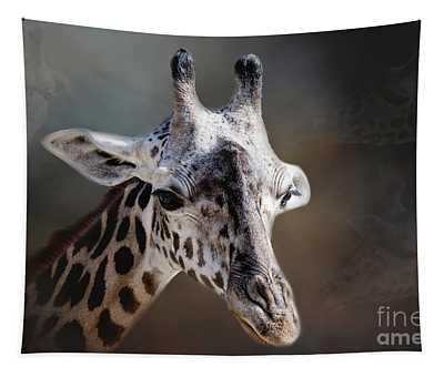 Long Neck Tapestry