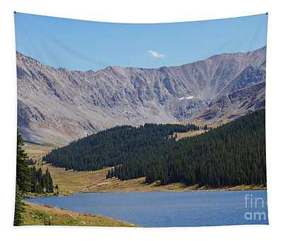 Longs Peak Colorado Tapestry