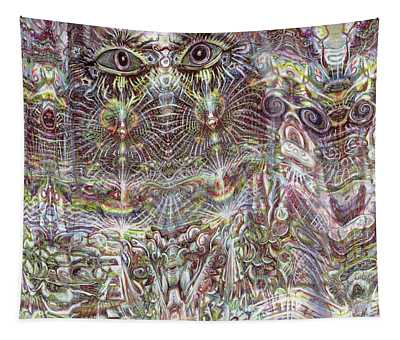 Looking Through Tapestry