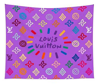 Louis Vuitton Monogram-8 Tapestry