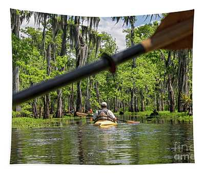 Louisiana Bayou Tapestry