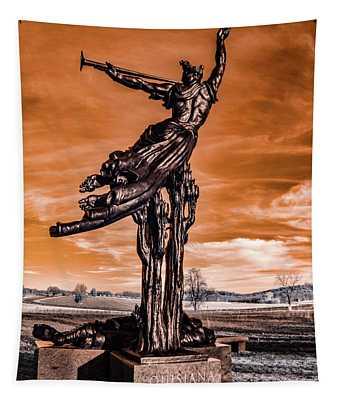 Louisiana Monument Tapestry