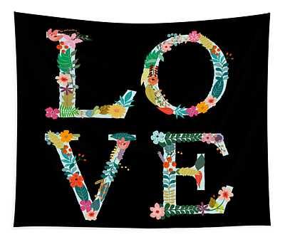 L.o.v.e Tapestry